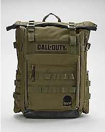 Roll Top Backpack - Call of Duty