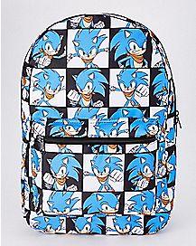 Sonic Boom Backpack - Sonic the Hedgehog