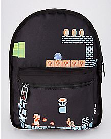 Reversible Nintendo Backpack