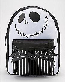 Reversible Jack Skellington Backpack - The Nightmare Before Christmas