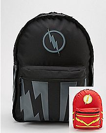 Reversible Flash Backpack - DC Comics