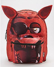 Reversible Foxy Backpack - Five Nights At Freddy's
