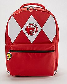 Red Ranger Backpack - Power Rangers