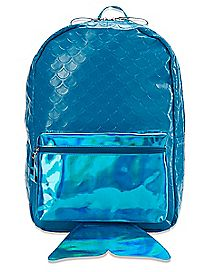 Mermaid Tail Backpack