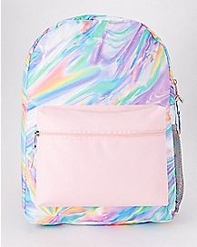 Iridescent Rainbow Backpack