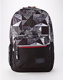 Geo Print Dickies Backpack