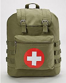 Medical Cross Backpack