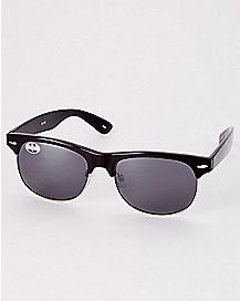 Batman Semi Rimless Sunglasses- DC Comics