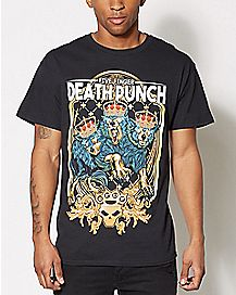 Wolves Five Finger Death Punch T Shirt