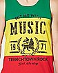 Trenchtown Bob Marley Tank Top