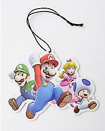 Super Mario Bros. Air Freshener - Nintendo