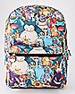 Character Pokemon Backpack