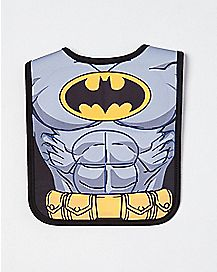 Caped Batman Bib - DC Comics