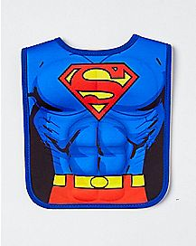Caped Superman Bib - DC Comics