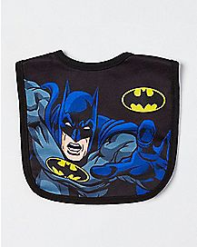 Batman Bib and Socks - DC Comics