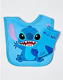 Stitch Bib and Socks - Disney