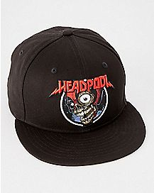 Headpool Snapback Hat - Marvel
