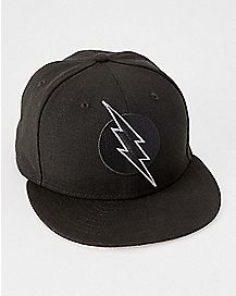 Zoom Flash Snapback Hat - DC Comics