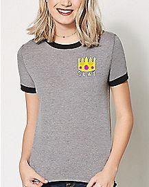 Crown Slay T Shirt