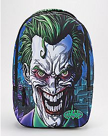 Sublimated Joker Backpack - DC Comics