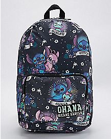 Stitch and Scrump Backpack - Lilo & Stitch