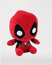 Deadpool Plush - Marvel Comics