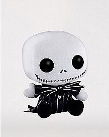 Jack Skellington Plush - The Nightmare Before Christmas