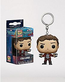 Star-Lord Keychain - Guardians of the Galaxy