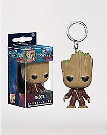 Groot Keychain - Gaurdians of the Galaxy