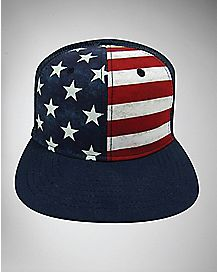 Stars and Stripes Trucker Hat