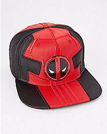 Ballistic Deadpool Snapback Hat - Marvel