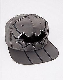 Ballistic Batman Snapback Hat - DC Comics