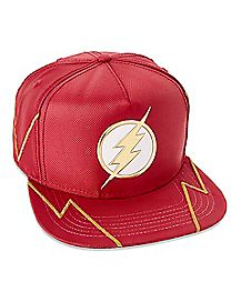 Ballistic The Flash Snapback Hat - DC Comics