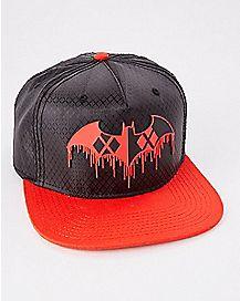 Harley Quinn Snapback Hat