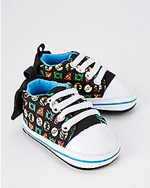 Justice League Baby Sneakers - DC Comics