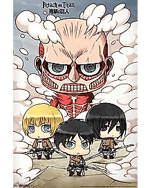 Attack On Titan Poster