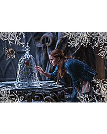 Beauty and The Beast Movie Poster - Disney