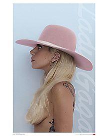 Joanne Lady Gaga Poster