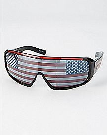 Shield Americana Sunglasses
