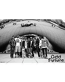 Odd Future Poster