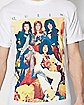 Old School Queen T Shirt