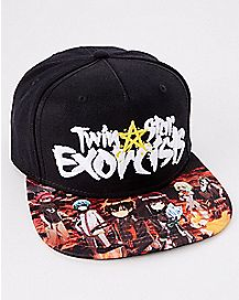 Twin Star Exorcists Snapback Hat