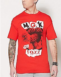 Machine Gun Kelly T Shirt