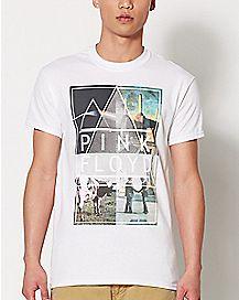 Collage Pink Floyd T Shirt