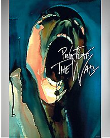 The Wall Pink Floyd Poster