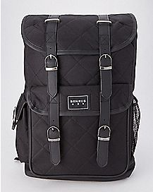 Quilted Scout Backpack