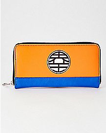 Dragonb Ball Z Zip Wallet