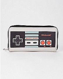 Nintendo Controller Zip Wallet