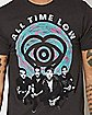 Future Hearts All Time Low T Shirt