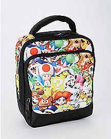 Super Mario Lunch Box - Nintendo